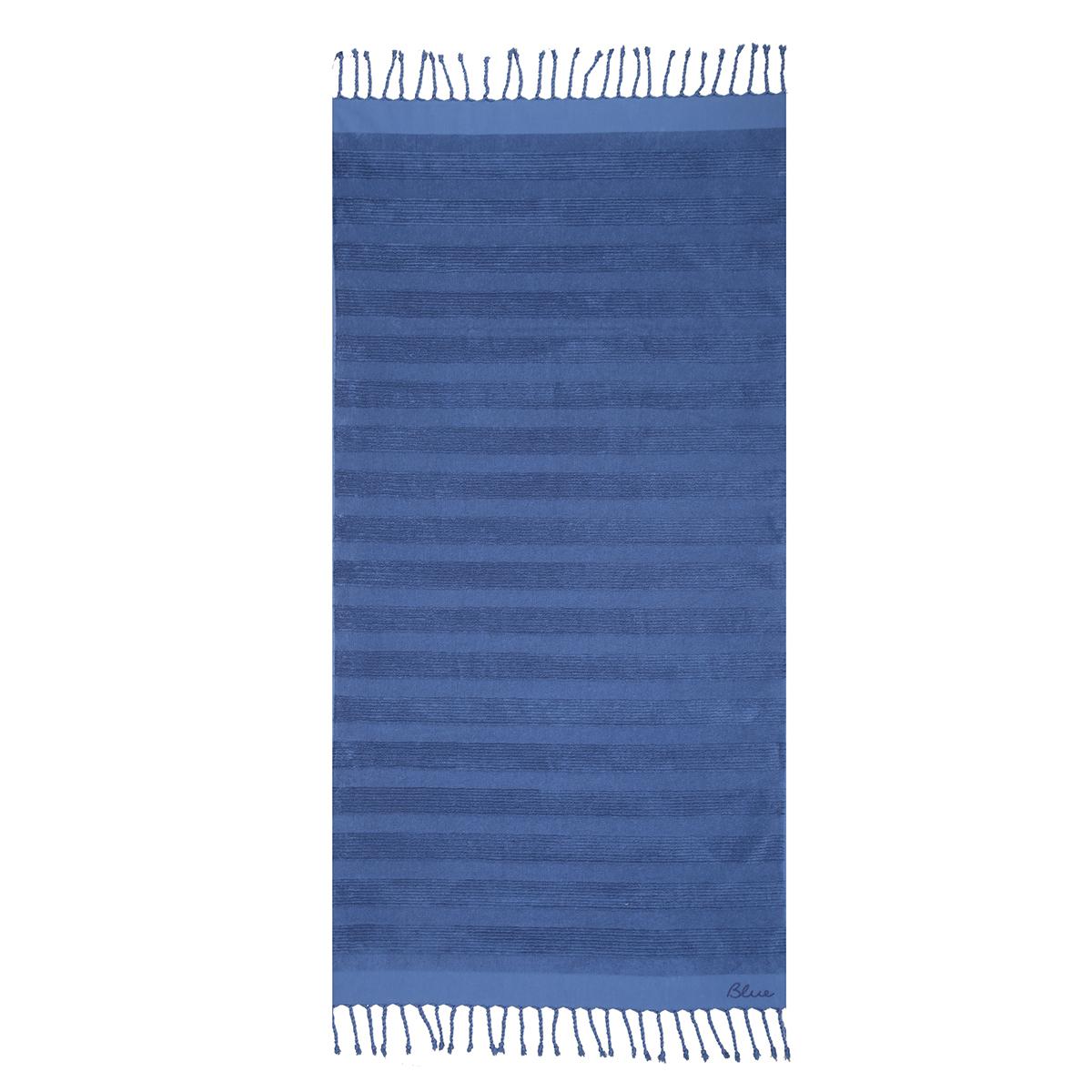 Πετσέτα Θαλάσσης – Παρεό Nef-Nef Blue Collection Belinda