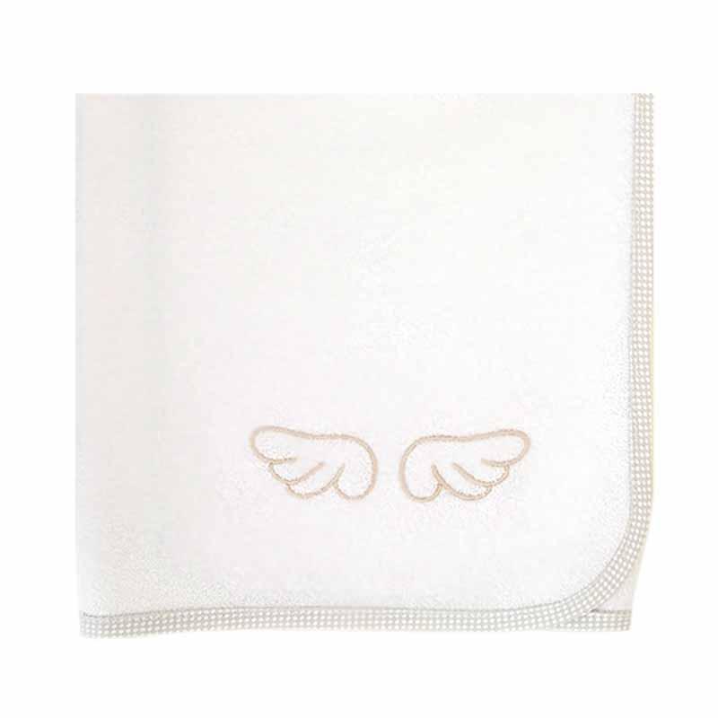 Πάνα Φανελένια Baby Oliver Little Angel Beige 320