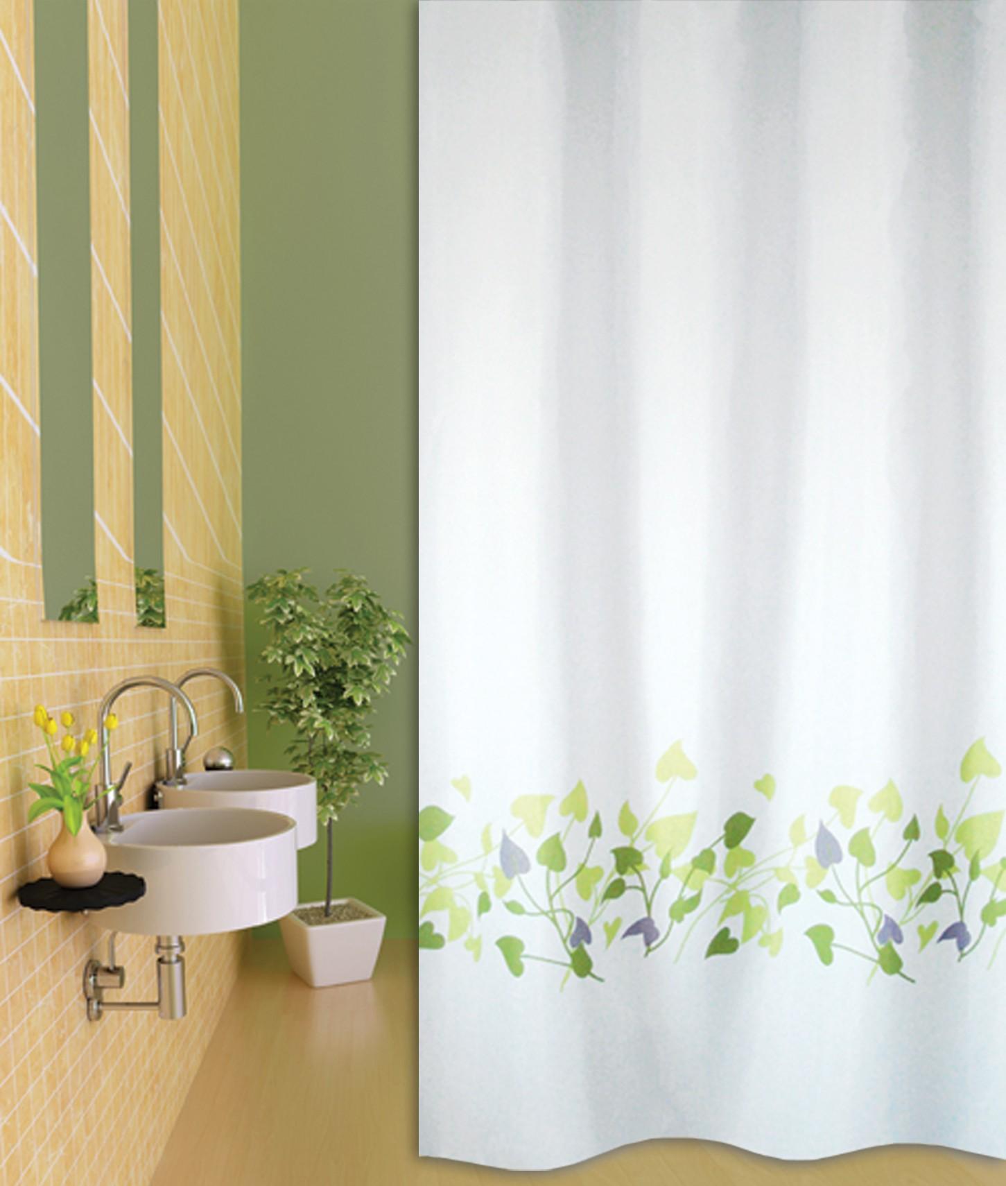 Κουρτίνα Μπάνιου (180×180) San Lorentzo Ivy