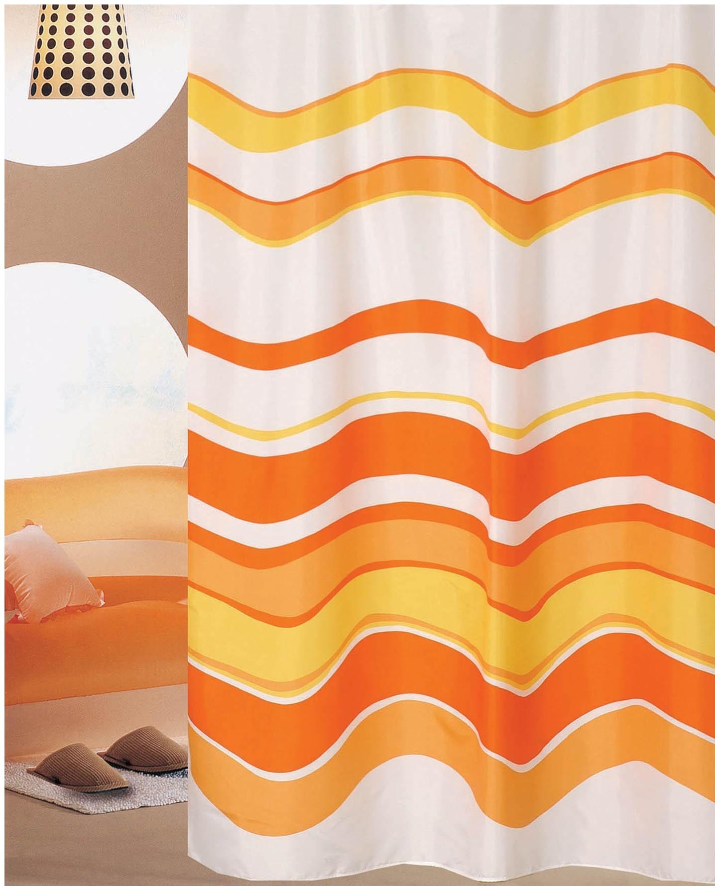 Κουρτίνα Μπάνιου (180x180) Με Τρουκς San Lorentzo Curver
