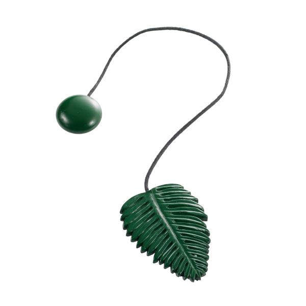 Δέστρα Κουρτίνας Με Μαγνήτη Zafara Green 1900409