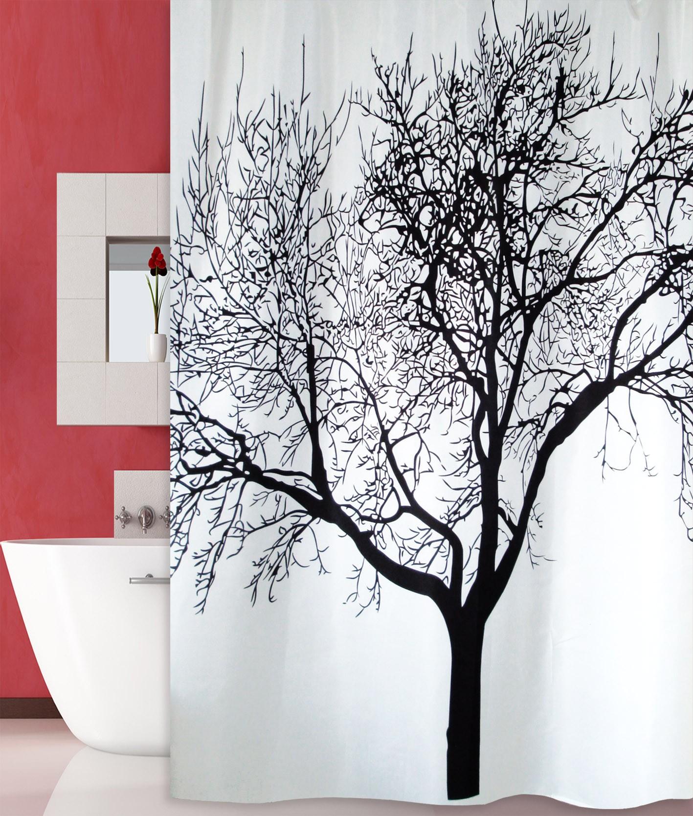 Κουρτίνα Μπάνιου San Lorentzo Plant