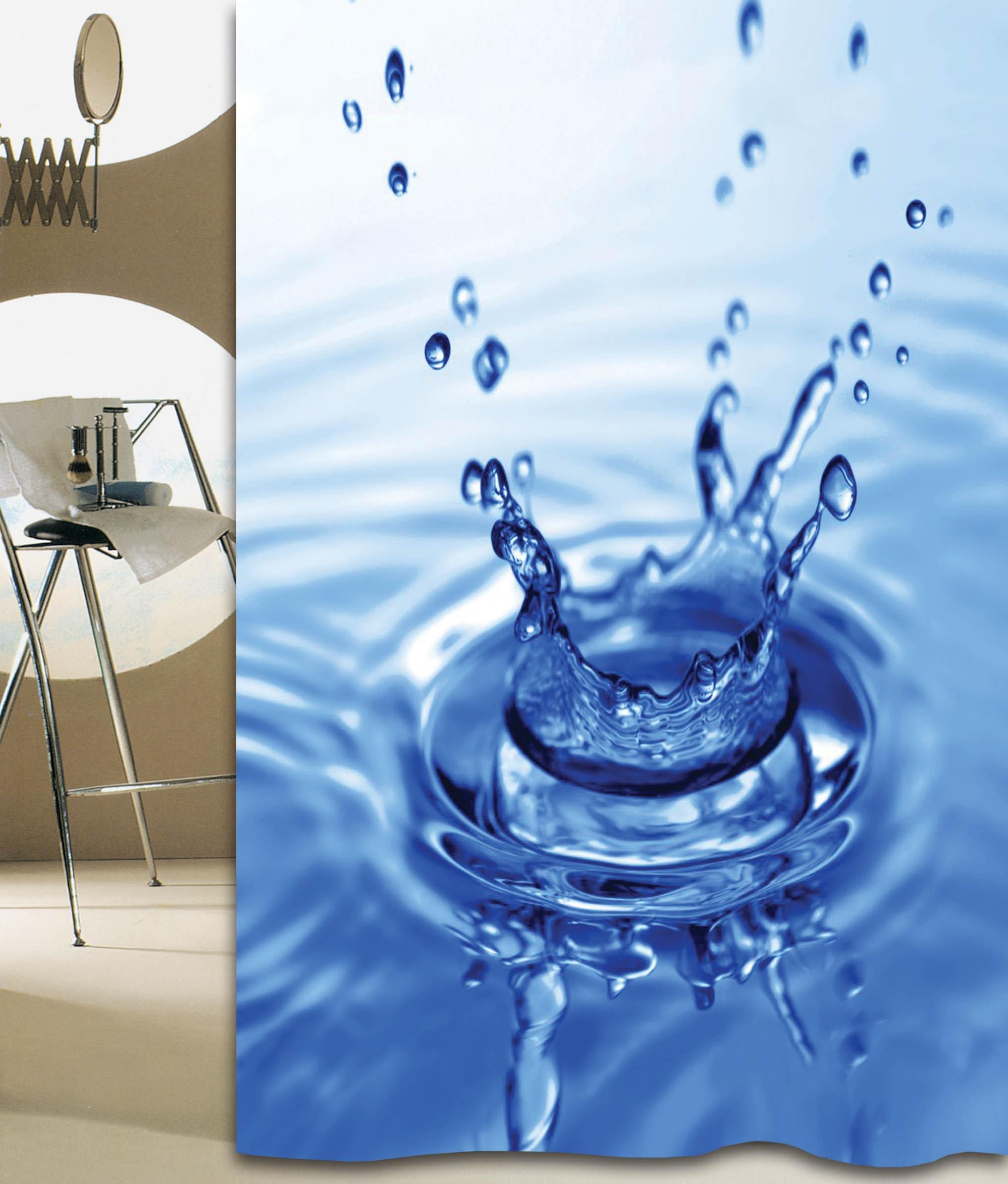Κουρτίνα Μπάνιου San Lorentzo Blue