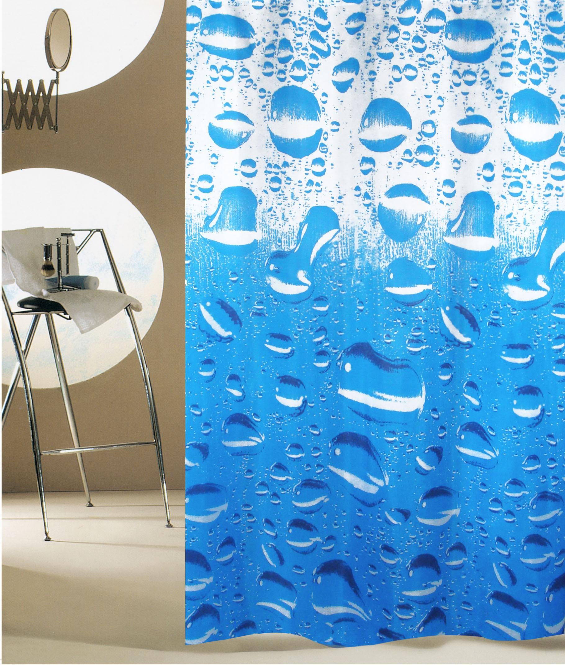 Κουρτίνα Μπάνιου (180x180) San Lorentzo Water