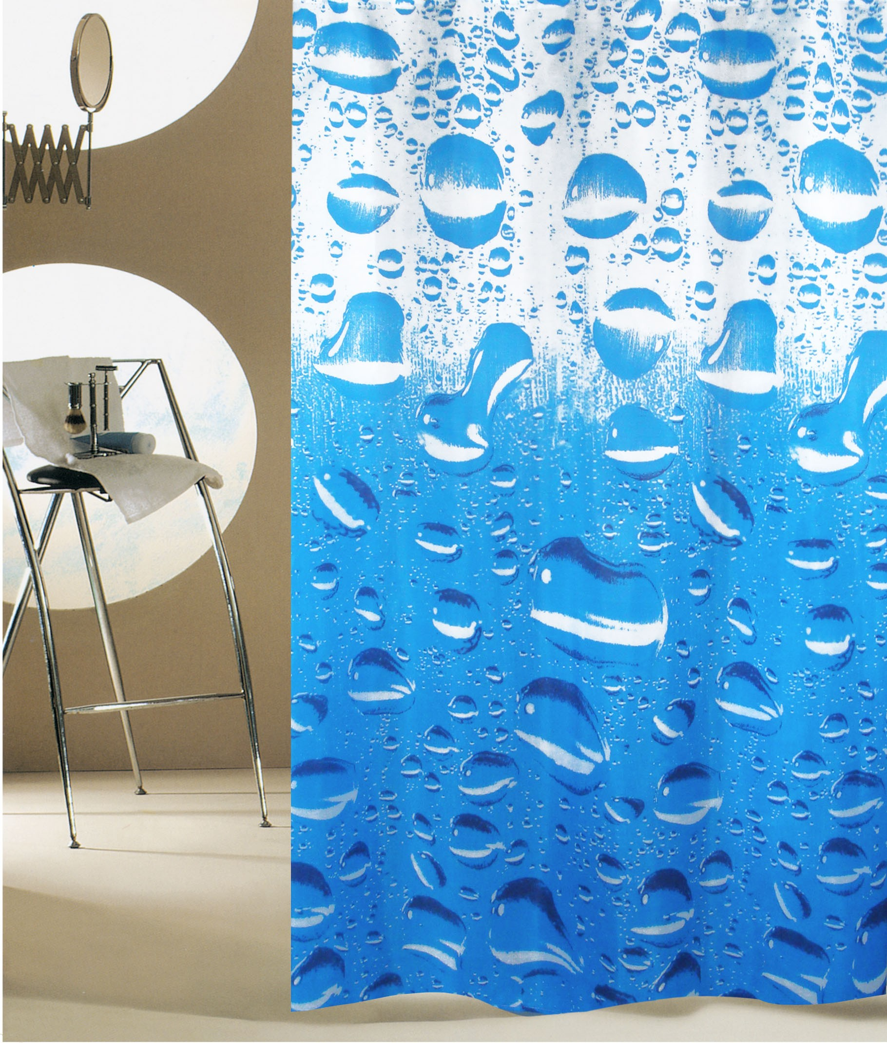 Κουρτίνα Μπάνιου San Lorentzo Water