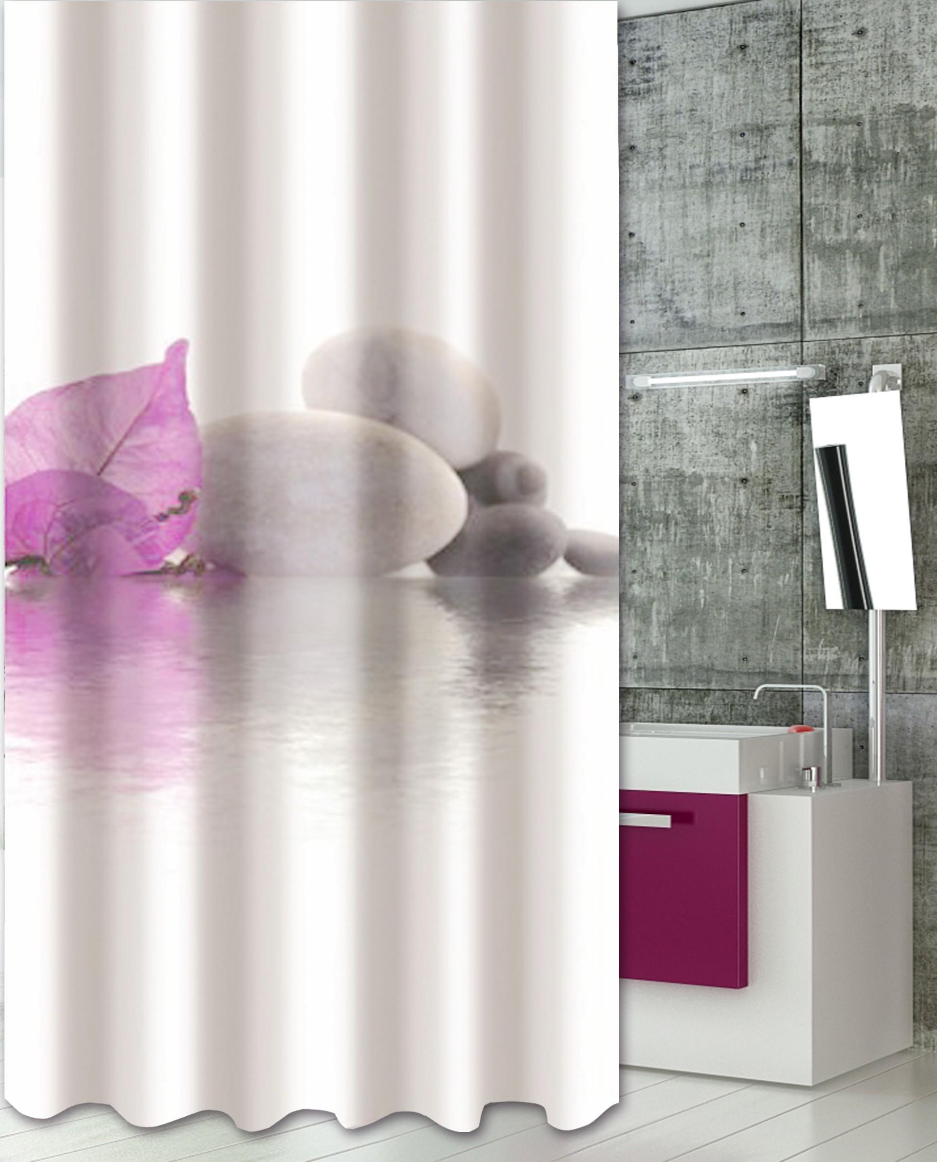 Κουρτίνα Μπάνιου San Lorentzo Calm