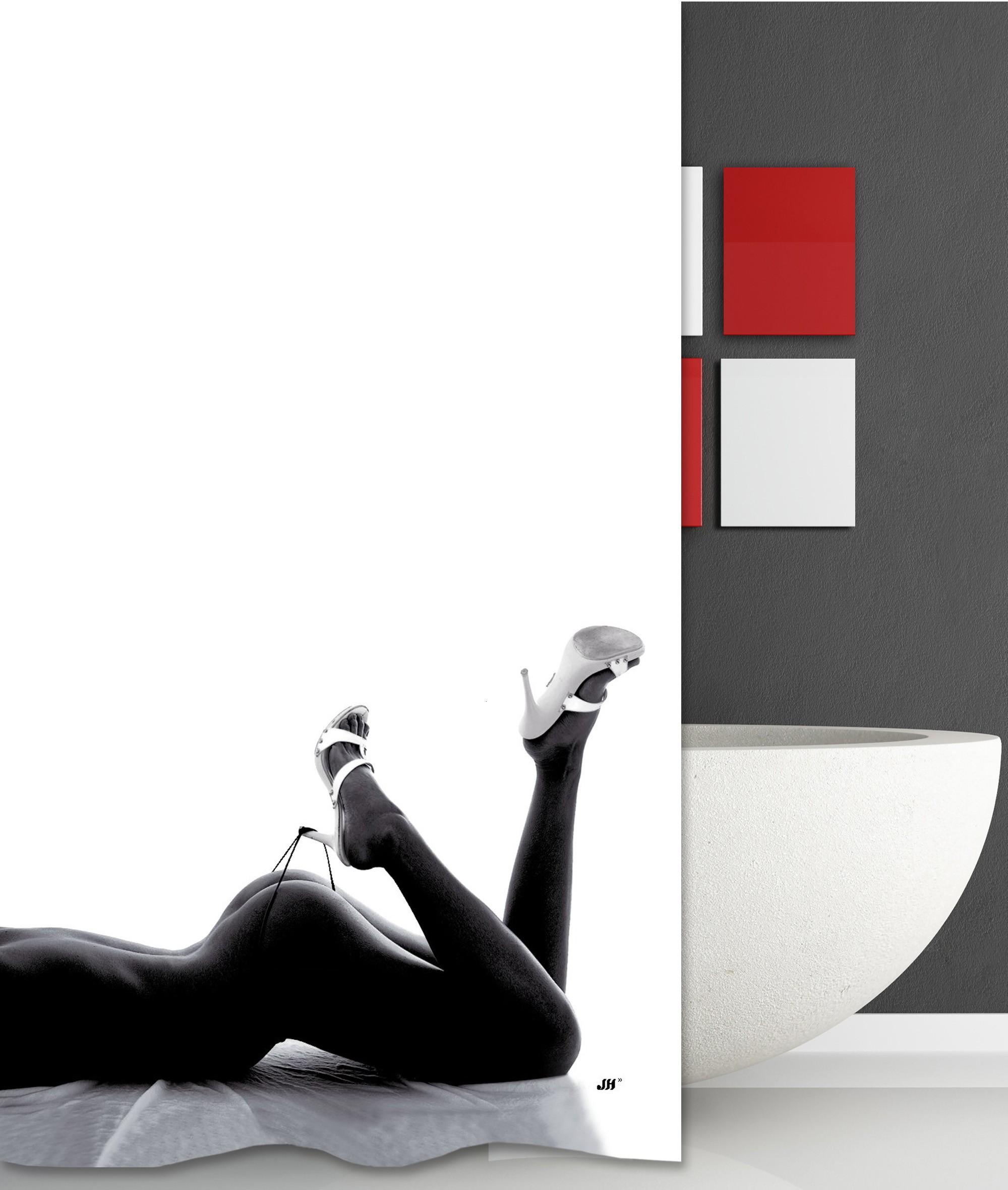 Κουρτίνα Μπάνιου (180×200) San Lorentzo S-2016