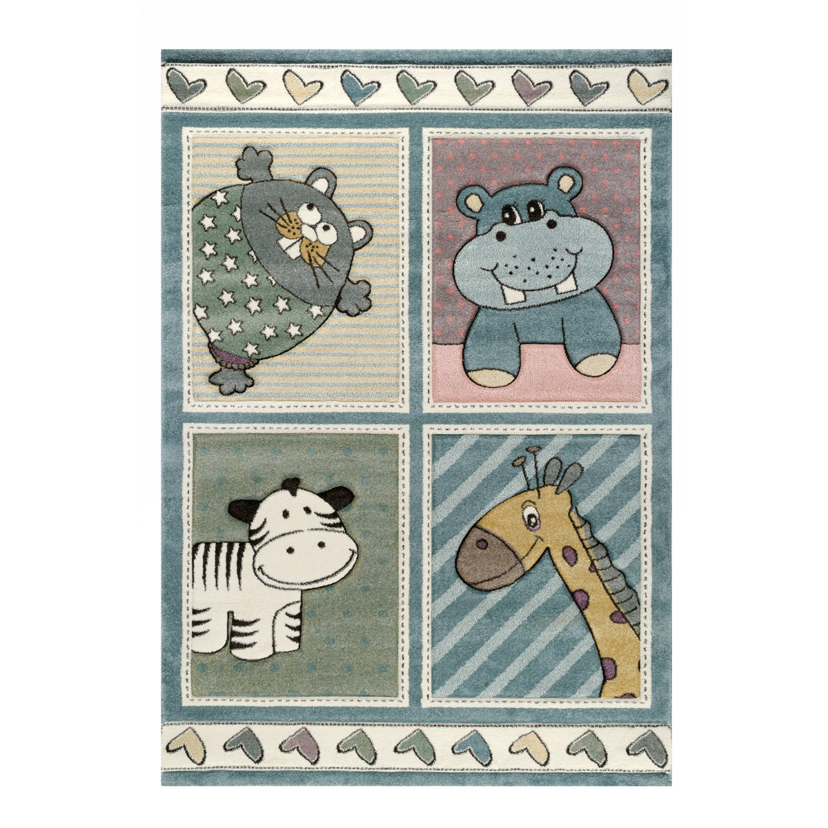 Παιδικό Χαλί (160x230) Tzikas Carpets Diamond 21907-031