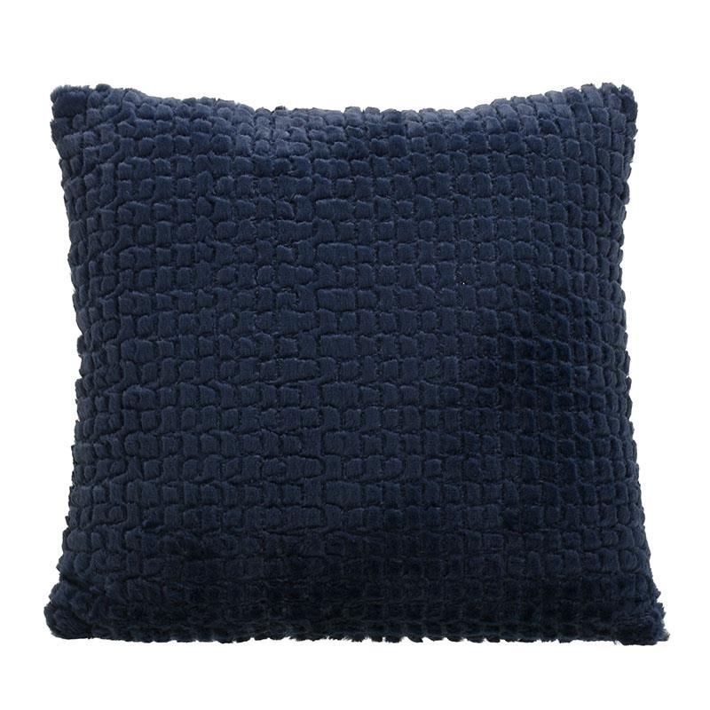 Γούνινο Διακοσμητικό Μαξιλάρι (40×40) InArt 3-40-575-0459
