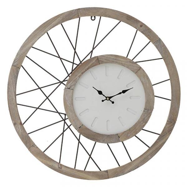 Ρολόι Τοίχου InArt 3-20-484-0411