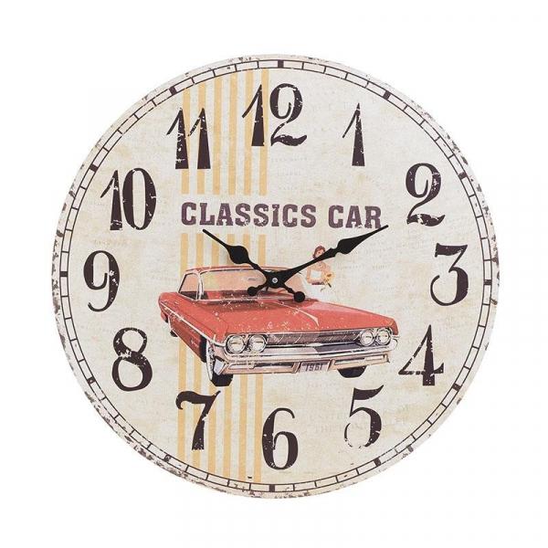 Ρολόι Τοίχου InArt 3-20-977-0261