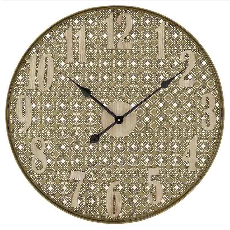 Ρολόι Τοίχου InArt 3-20-484-0447