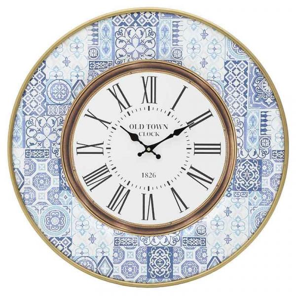 Ρολόι Τοίχου InArt 3-20-484-0448