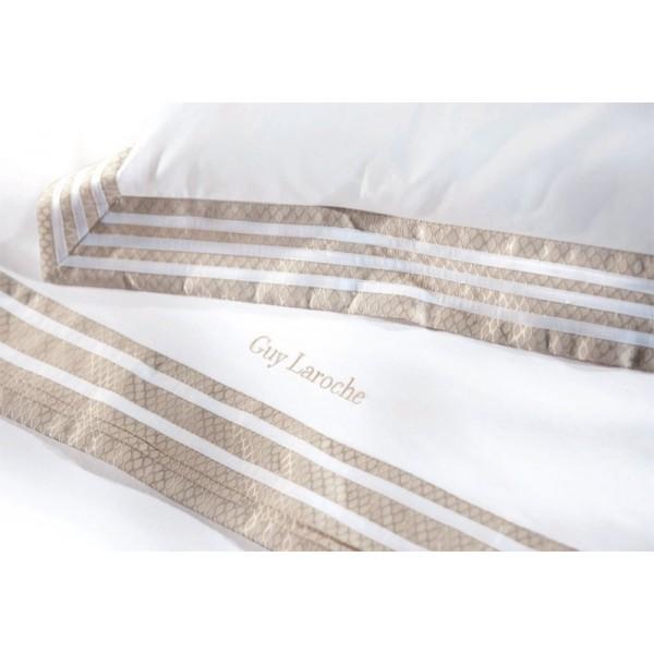 Σεντόνια Υπέρδιπλα (Σετ) Guy Laroche Concept White-Sand
