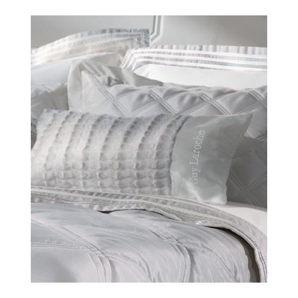 Σεντόνια Υπέρδιπλα (Σετ) Guy Laroche Concept White-Silver