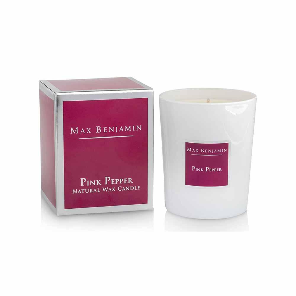 Αρωματικό Κερί 125gr Max Benjamin Pink Pepper