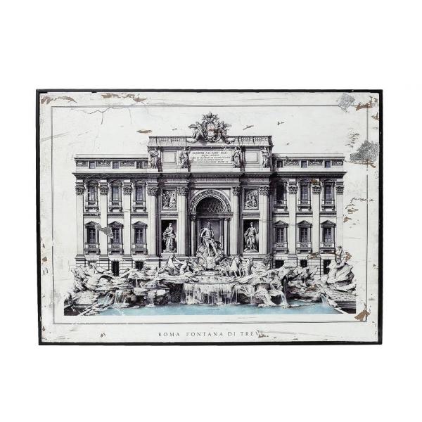 Κάδρο Espiel Fontana Di Trevi VUR107