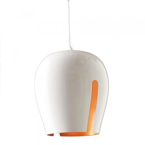 Φωτιστικό Οροφής Μονόφωτο Aca KS184430WG White