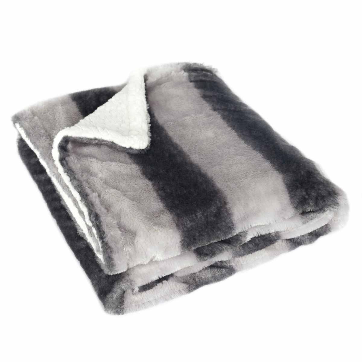 Κουβέρτα Καναπέ Melinen Fedor Grey