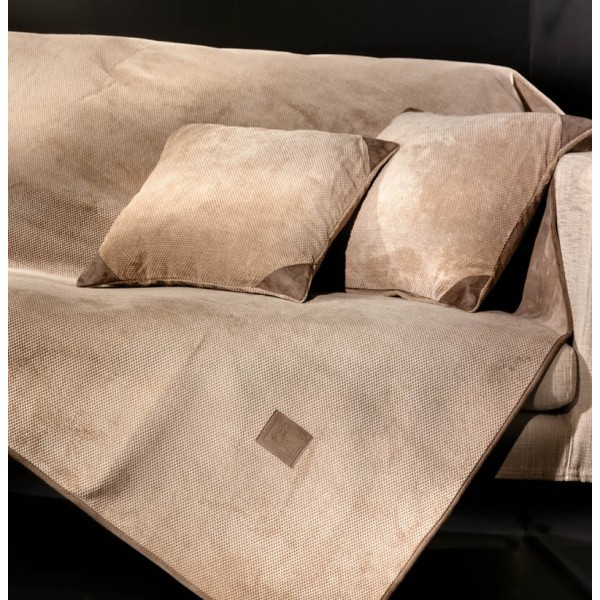 Διακοσμητική Μαξιλαροθήκη Guy Laroche Ruby Camel