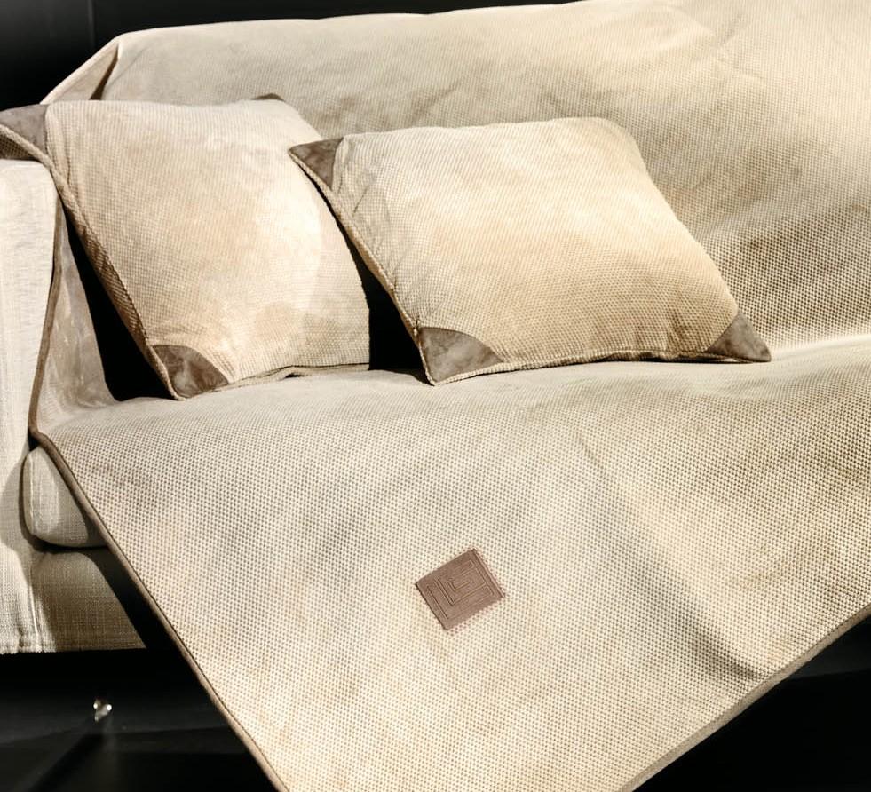 Διακοσμητική Μαξιλαροθήκη Guy Laroche Ruby Sand 29635