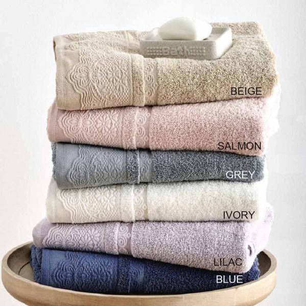 Πετσέτες Μπάνιου (Σετ 3τμχ) Sb Home Felix