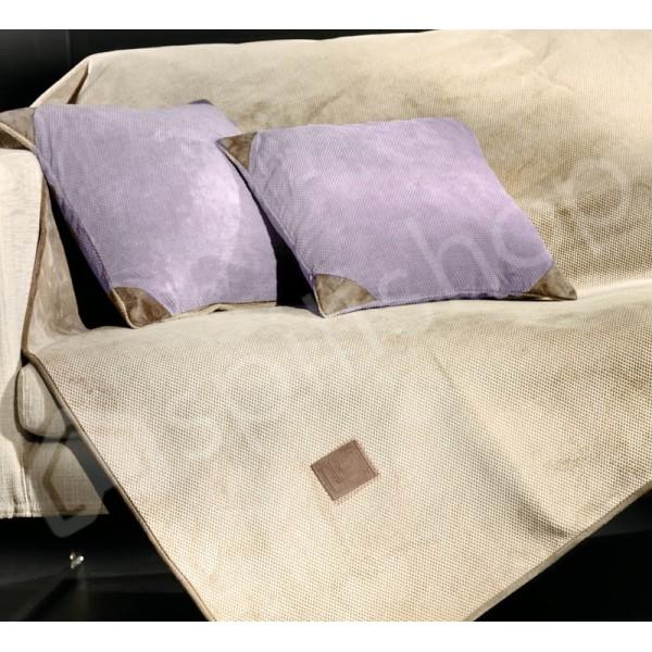 Διακοσμητική Μαξιλαροθήκη Guy Laroche Ruby Lilac