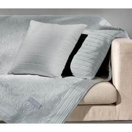 Διακοσμητική Μαξιλαροθήκη Guy Laroche Roxy Silver