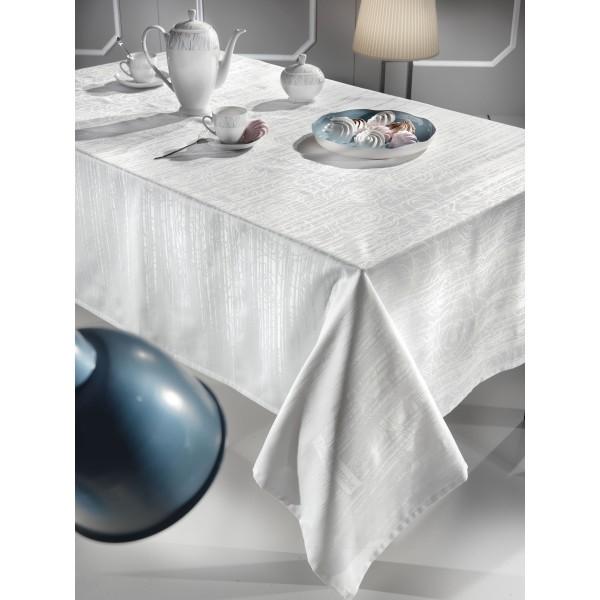 Τραπεζομάντηλο (140x220) Guy Laroche Texture White