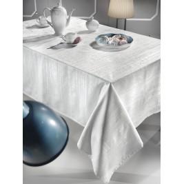 Τραπεζομάντηλο (160x330) Guy Laroche Texture White
