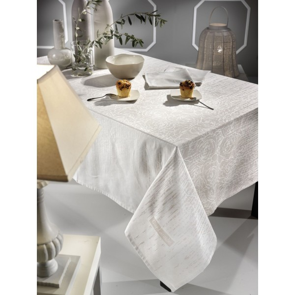Τραπεζομάντηλο (160x250) Guy Laroche Texture Linen