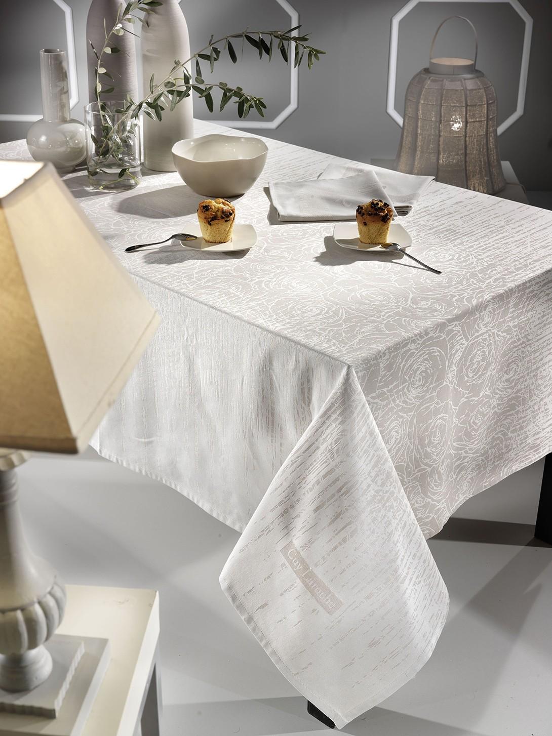 Τραπεζομάντηλο (160×330) Guy Laroche Texture Linen