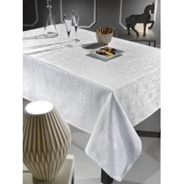 Τραπεζομάντηλο (160x250) Guy Laroche Vector White