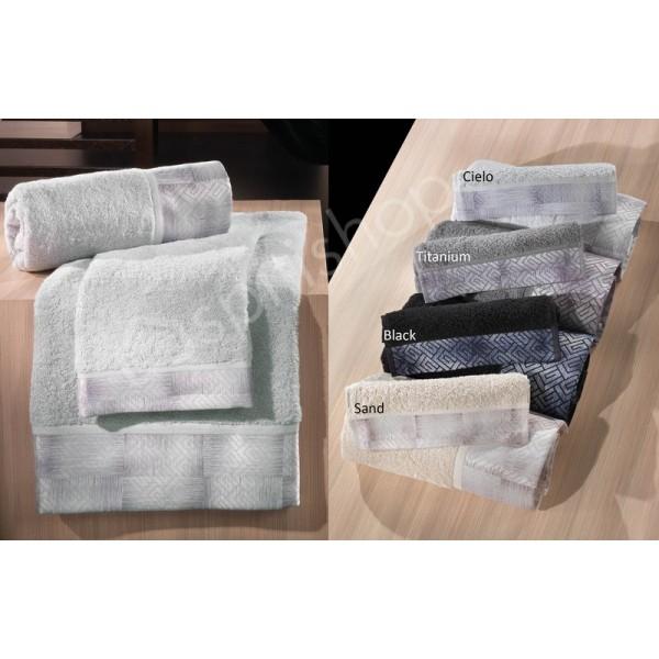 Πετσέτες Μπάνιου (Σετ 3τμχ) Guy Laroche Boudoir