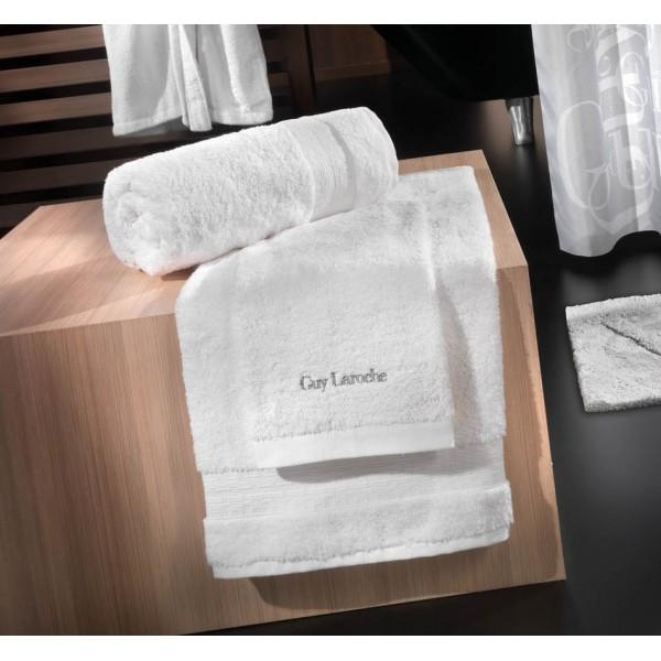 Πετσέτες Μπάνιου (Σετ 3τμχ) Guy Laroche Falk White