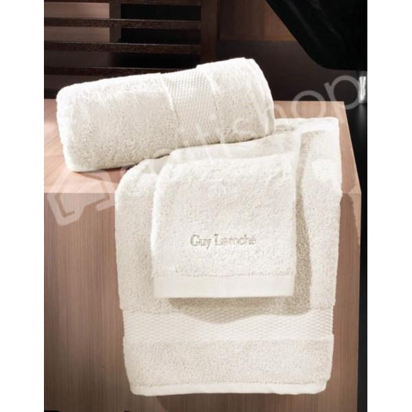 Πετσέτες Μπάνιου (Σετ 3τμχ) Guy Laroche Falk Cream