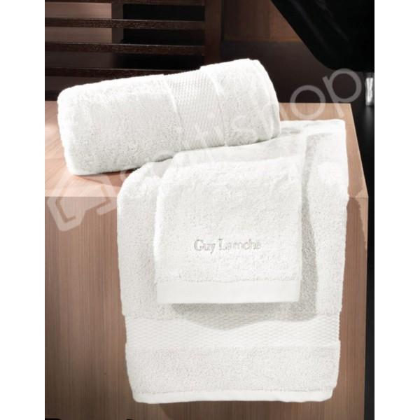 Πετσέτες Μπάνιου (Σετ 3τμχ) Guy Laroche Tartan White