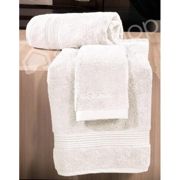 Πετσέτες Μπάνιου (Σετ 3τμχ) Guy Laroche Siam White