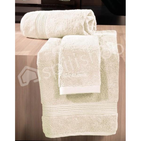 Πετσέτες Μπάνιου (Σετ 3τμχ) Guy Laroche Siam Cream