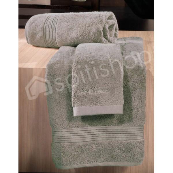Πετσέτες Μπάνιου (Σετ 3τμχ) Guy Laroche Siam Grey