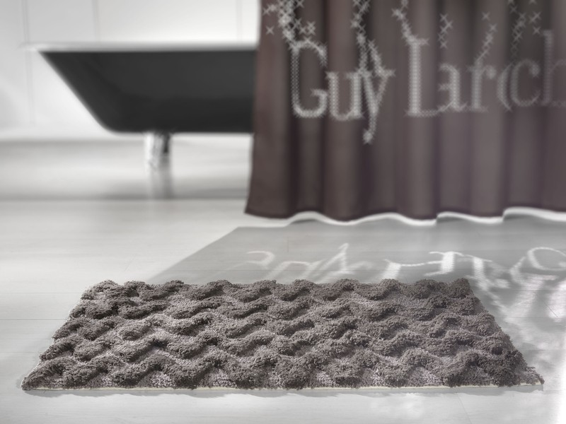 Πατάκι Μπάνιου (55x90) Guy Laroche Pevero Choco