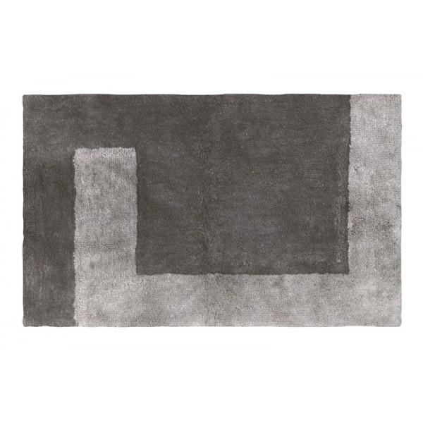 Πατάκι Μπάνιου (55x95) Guy Laroche Erica Charcoal