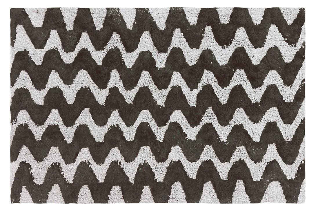 Πατάκι Μπάνιου (55×85) Guy Laroche Pevero Black & White