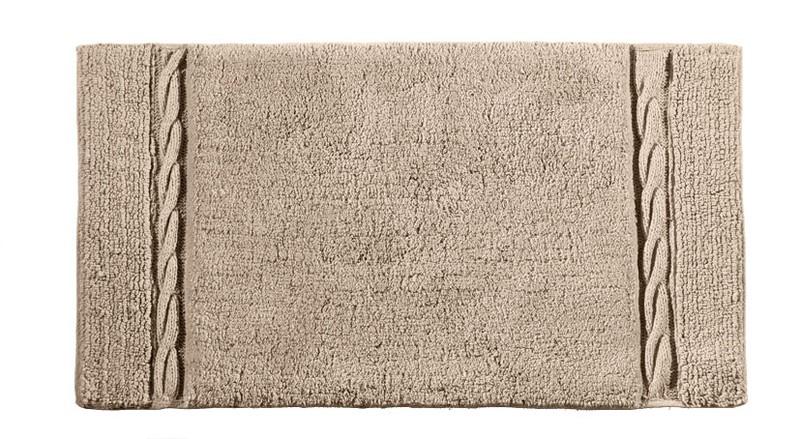 Πατάκι Μπάνιου (50x90) Guy Laroche Knot Sand