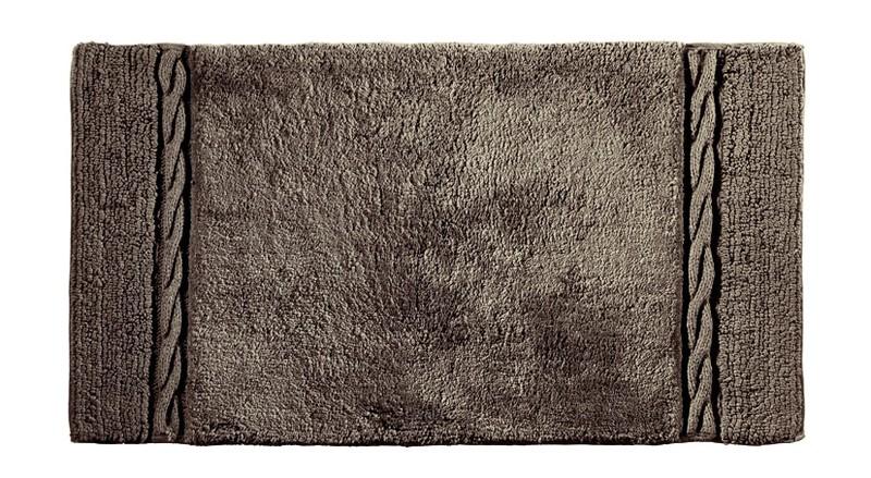 Πατάκι Μπάνιου (50x90) Guy Laroche Knot Wenge