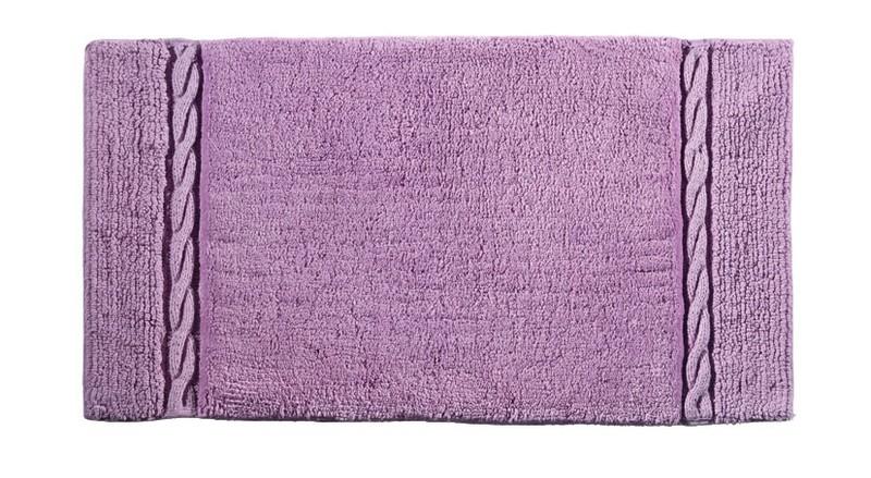 Πατάκι Μπάνιου (50×90) Guy Laroche Knot Purple 29792