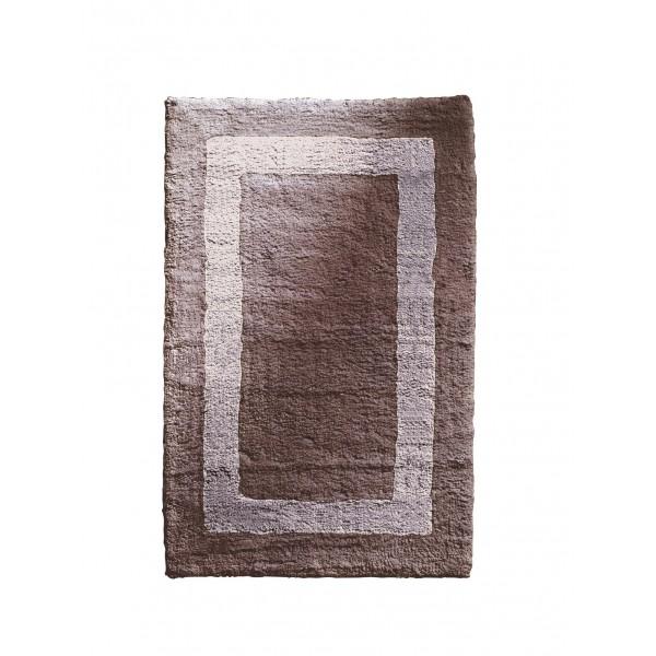 Πατάκι Μπάνιου (50x85) Guy Laroche Oxford Choco