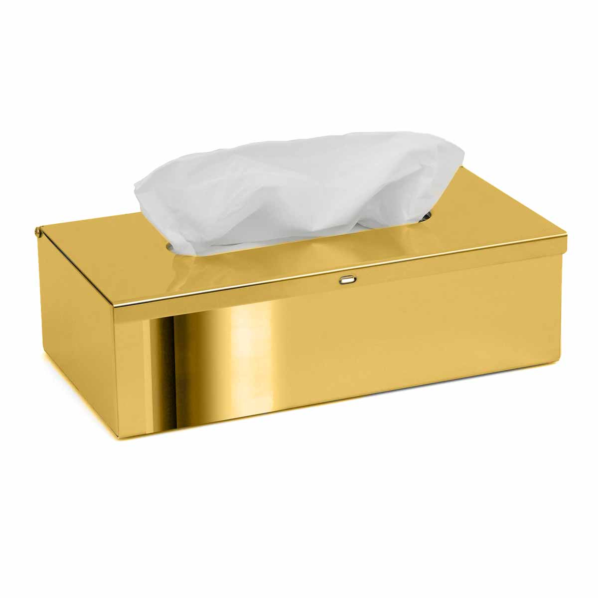 Θήκη Για Χαρτομάντηλα PamCo 120-024 Gold