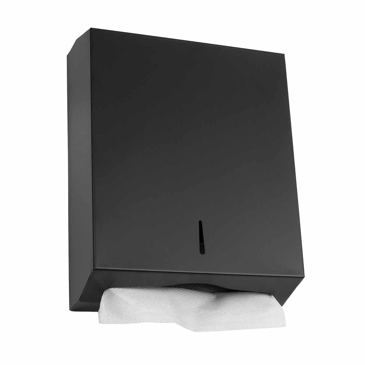 Χαρτοθήκη Για Χειροπετσέτες PamCo 122-403 Black Matte