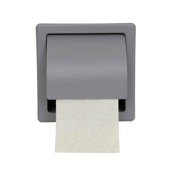 Χαρτοθήκη Με Καπάκι PamCo 109-163 Concrete Grey Matte